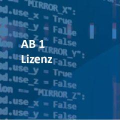 AB 1 Lizenz: AutomationBrowser