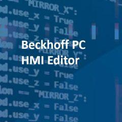 Beckhoff PC HMI Editor