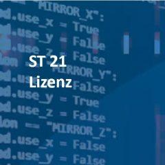 ST 21 Lizenz: SCADA-Server für embedded OS